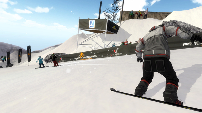 Pro Riders Snowboard Screenshot 4