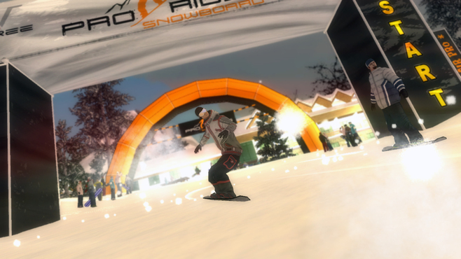 Pro Riders Snowboard Screenshot 6