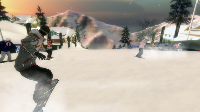 Pro Riders Snowboard Screenshot 7