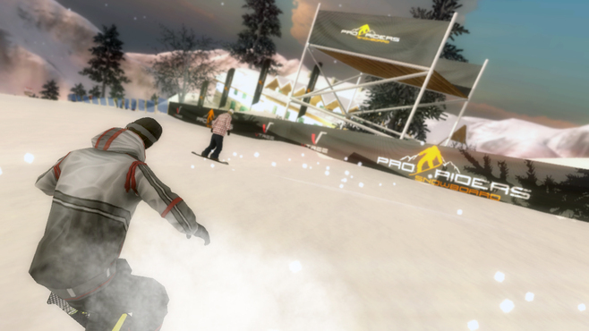 Pro Riders Snowboard Screenshot 8