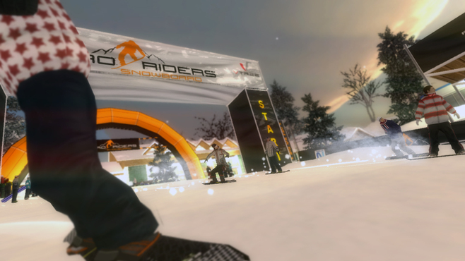 Pro Riders Snowboard Screenshot 9
