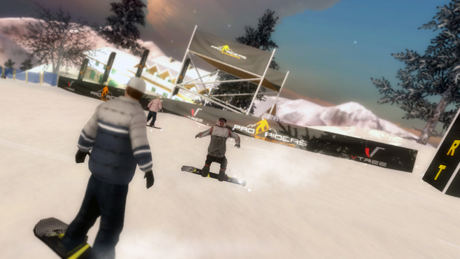 Pro Riders Snowboard Screenshot 10