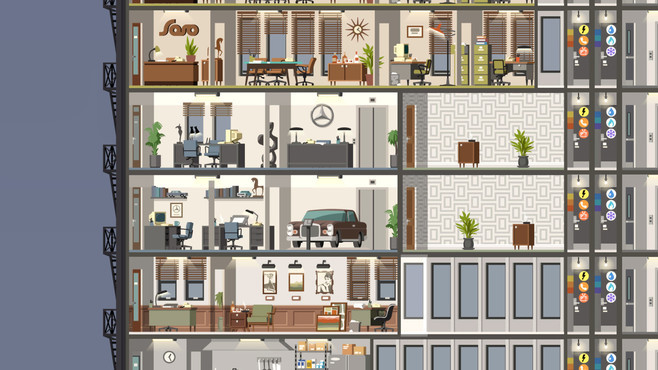 Project Highrise: Brilliant Berlin Screenshot 2