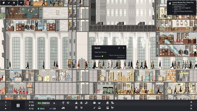 Project Highrise: London Life Screenshot 3