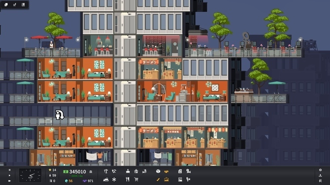 Project Highrise: Tokyo Towers Screenshot 2