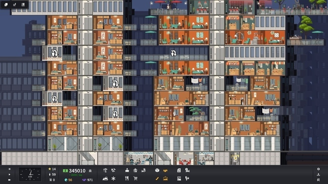 Project Highrise: Tokyo Towers Screenshot 4