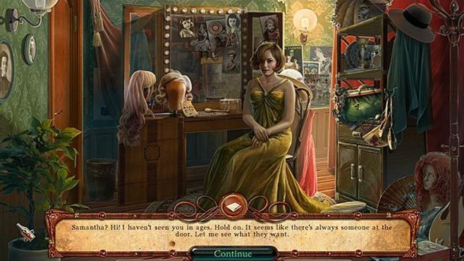 Punished Talents: Seven Muses Screenshot 2