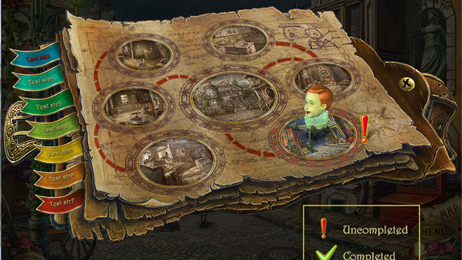 PuppetShow: Destiny Undone Collector's Edition Screenshot 4