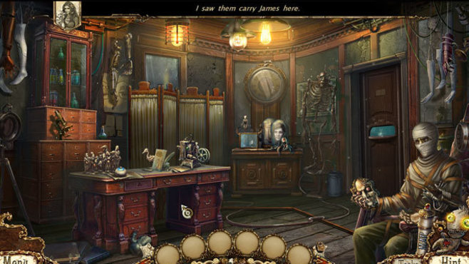 PuppetShow: Her Cruel Collection Collector's Edition Screenshot 6