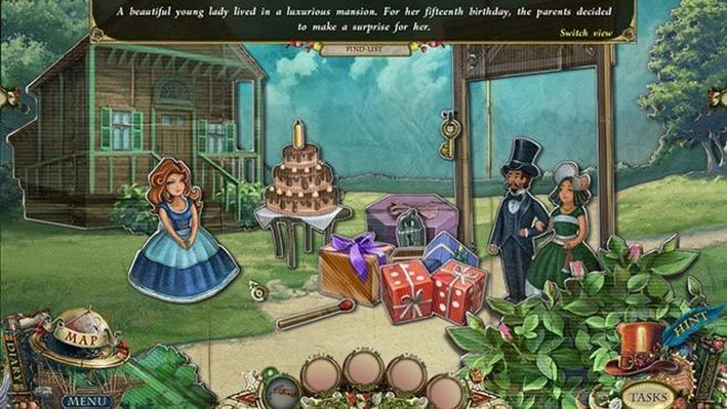 PuppetShow: Lightning Strikes Collector's Edition Screenshot 1