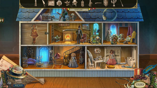 PuppetShow: Lightning Strikes Collector's Edition Screenshot 2