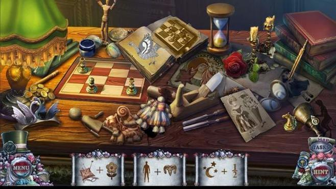 PuppetShow: The Curse of Ophelia Collector's Edition Screenshot 2