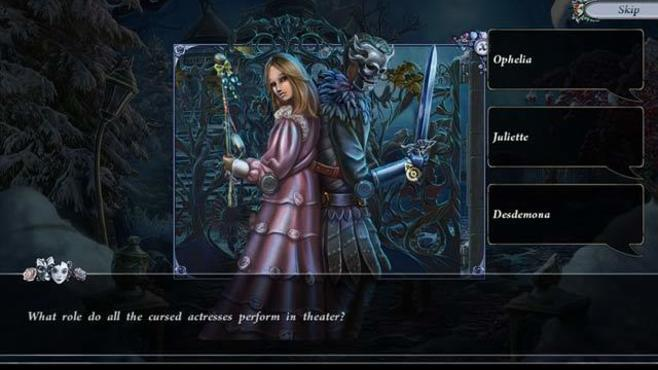 PuppetShow: The Curse of Ophelia Collector's Edition Screenshot 4
