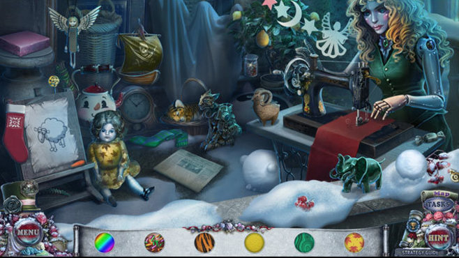 PuppetShow: The Curse of Ophelia Collector's Edition Screenshot 5