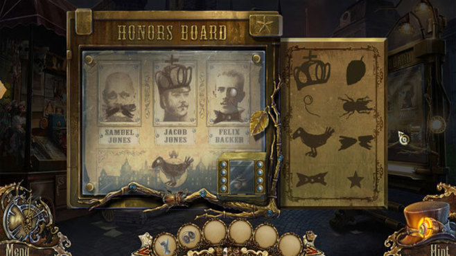 PuppetShow: The Face of Humanity Collector's Edition Screenshot 3