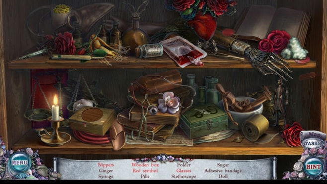 PuppetShow™: Poetic Justice Collector's Edition Screenshot 4