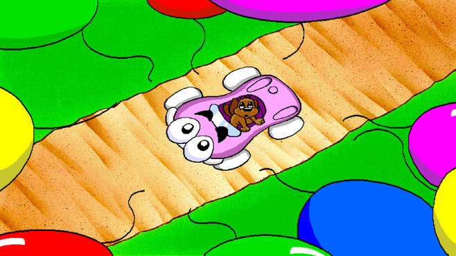 Putt-Putt® and Pep's Balloon-o-Rama Screenshot 1