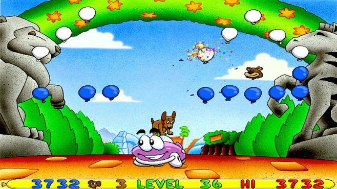 Putt-Putt® and Pep's Balloon-o-Rama Screenshot 3
