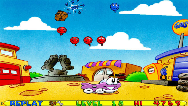 Putt-Putt® and Pep's Balloon-o-Rama Screenshot 4
