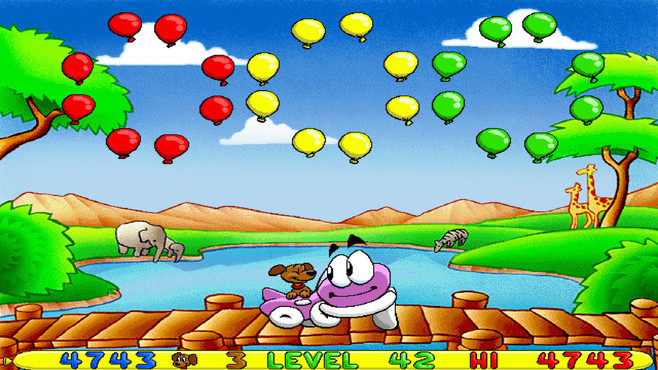 Putt-Putt® and Pep's Balloon-o-Rama Screenshot 6