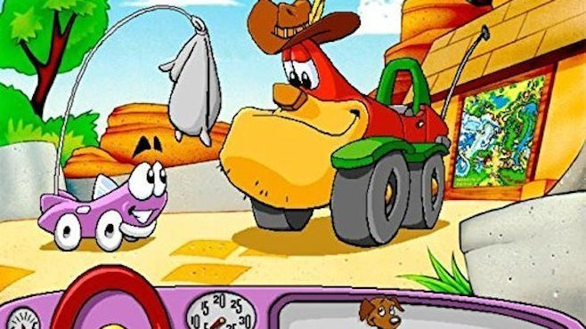 Putt-Putt® Saves the Zoo Screenshot 2