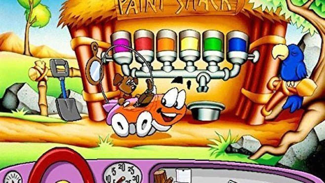 Putt-Putt® Saves the Zoo Screenshot 4