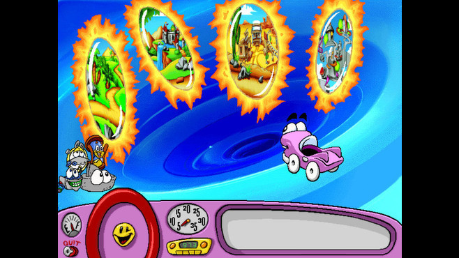 Putt-Putt® Travels Through Time Screenshot 2