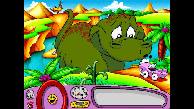 Putt-Putt® Travels Through Time Screenshot 3