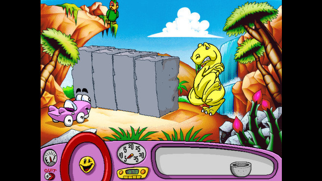 Putt-Putt® Travels Through Time Screenshot 4