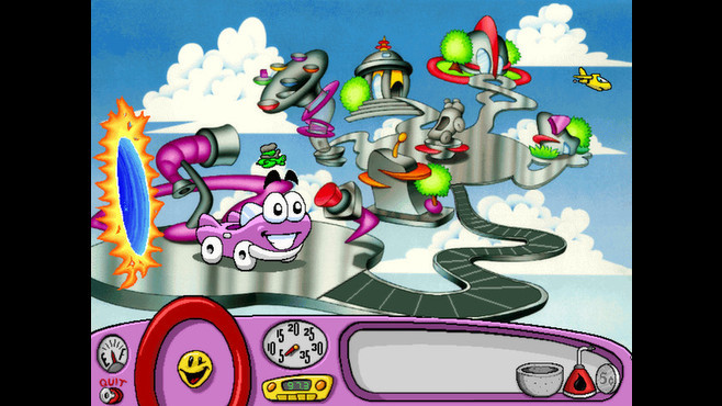 Putt-Putt® Travels Through Time Screenshot 9