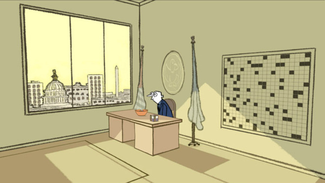 Puzzle Agent Screenshot 7