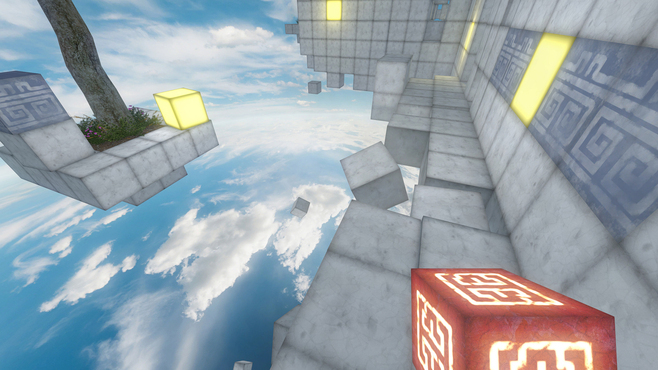 Qbeh-1: The Atlas Cube Screenshot 5