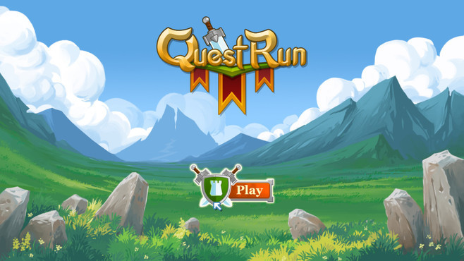 QuestRun Screenshot 1