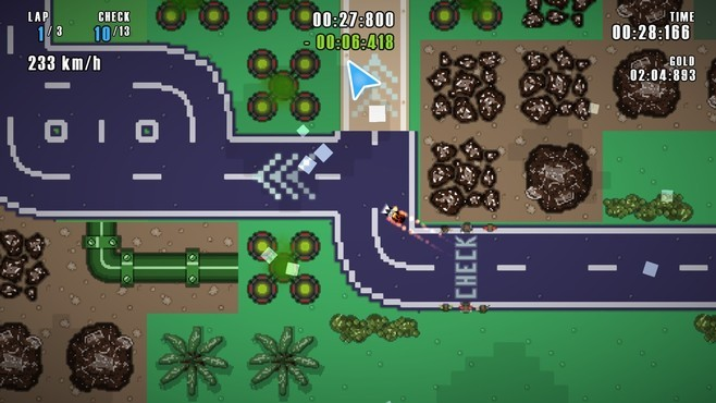 Race.a.bit Screenshot 2