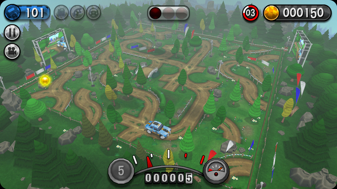 Racer 8 Screenshot 1