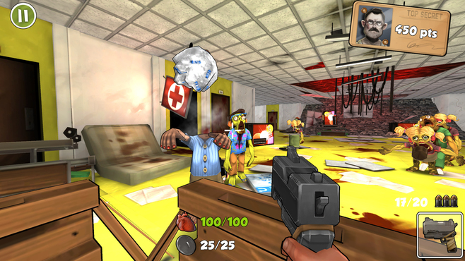 Rage Against The Zombies Screenshot 3