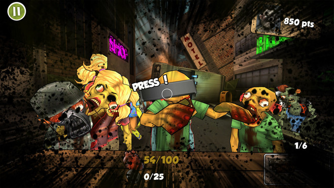 Rage Against The Zombies Screenshot 4