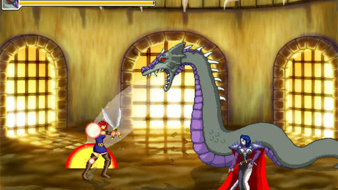 Rage of Magic II Screenshot 2