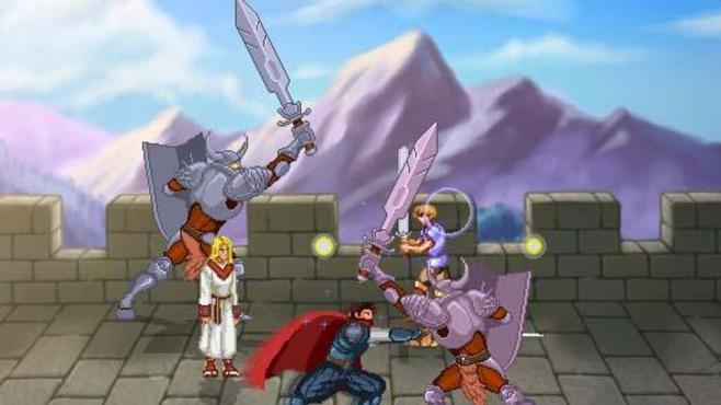 Rage of Magic II Screenshot 3