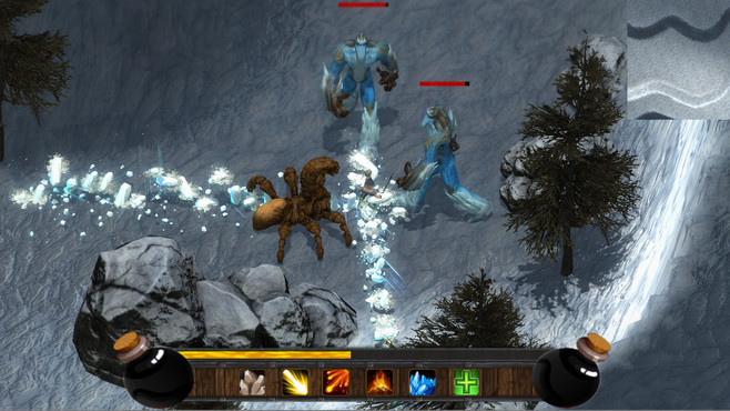 Rage of the Battlemage Screenshot 3