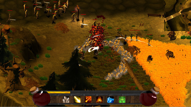 Rage of the Battlemage Screenshot 4