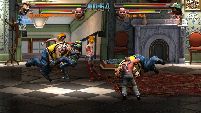 Raging Justice Screenshot 3