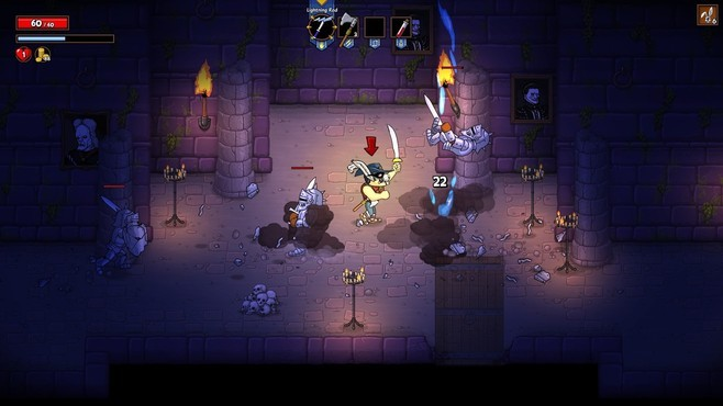 Rampage Knights Screenshot 3