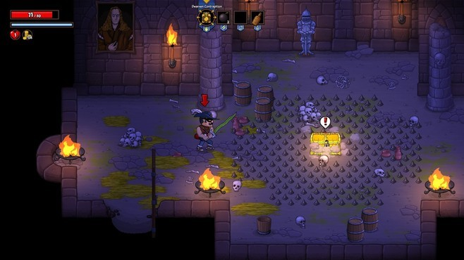Rampage Knights Screenshot 1