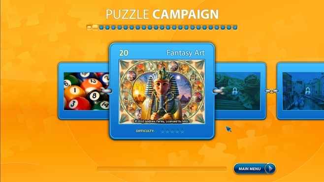 Ravensburger Puzzle Screenshot 3