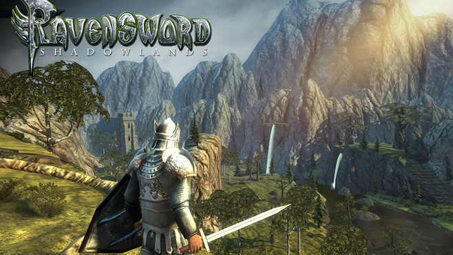 Ravensword: Shadowlands Screenshot 1