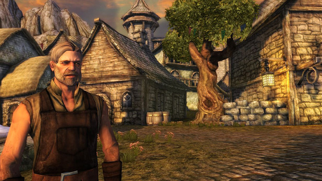 Ravensword: Shadowlands Screenshot 2