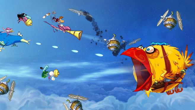 Rayman® Origins Screenshot 6