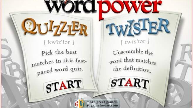 Reader's Digest Super Word Power Screenshot 1