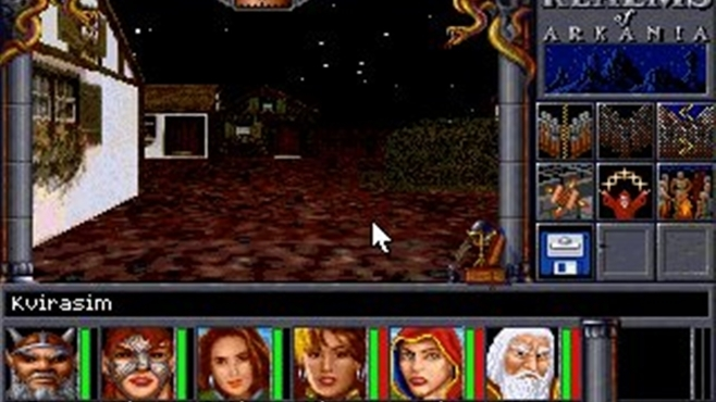 Realms of Arkania 2 - Star Trail Classic Screenshot 3